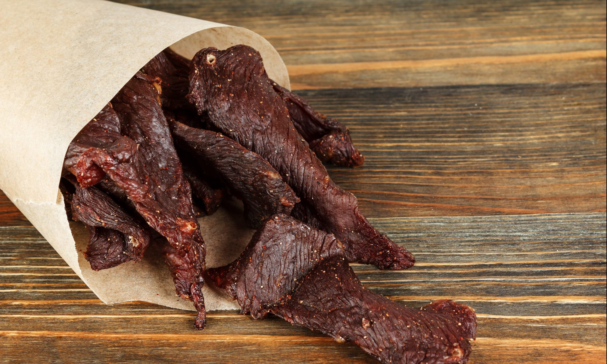 EC: My Doctor Told Me I Have to Eat Jerky for Breakfast