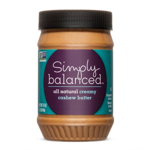 Simply Balanced Cashew Butter