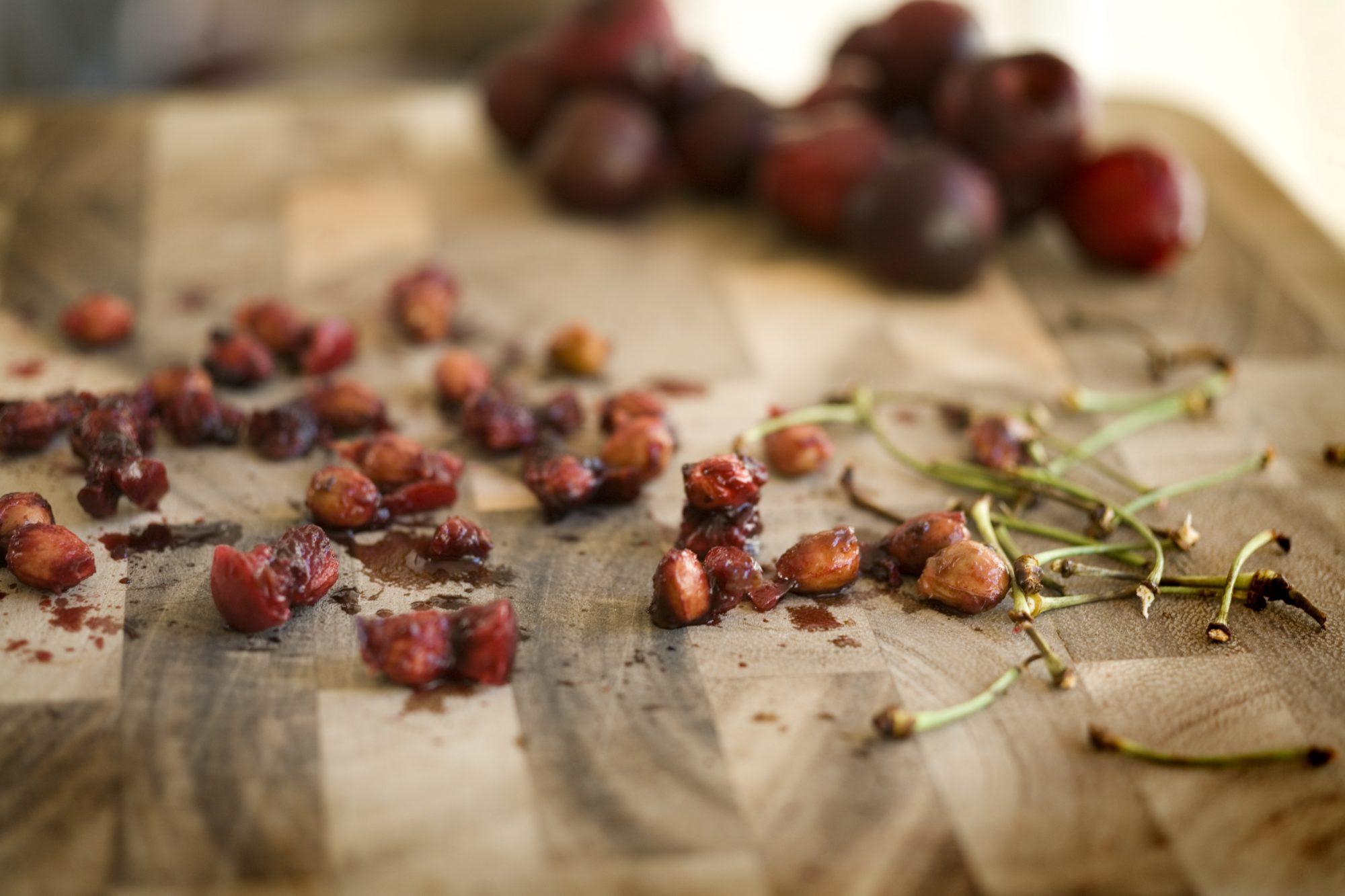 Cherry Pits