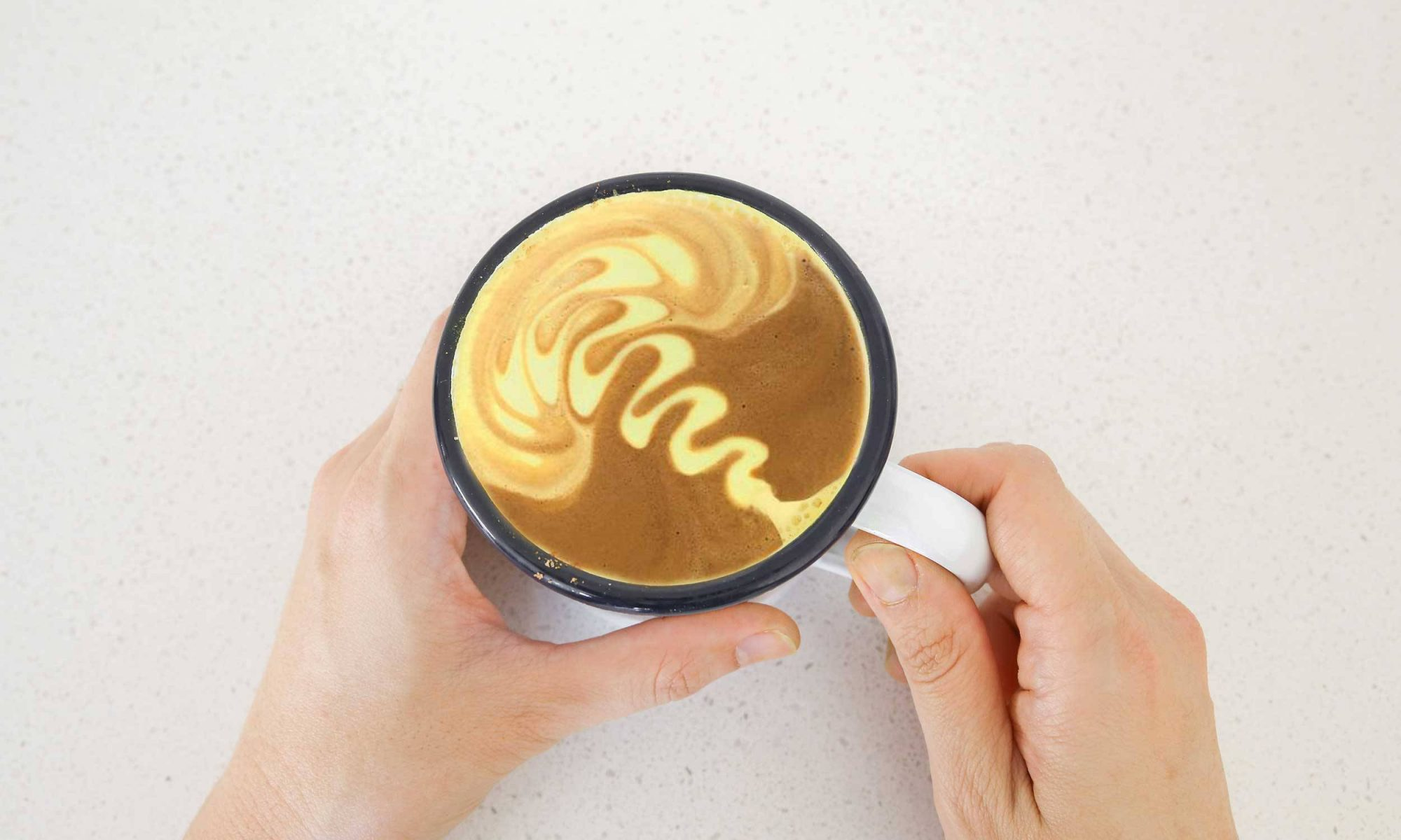 EC: Starbucks Now Serves a Turmeric Latte