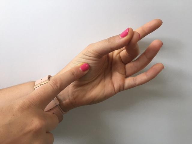 Meat Doneness Finger Test 4