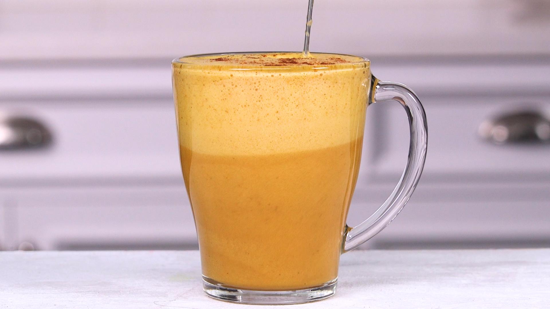 Copycat Starbucks Turmeric Latte image