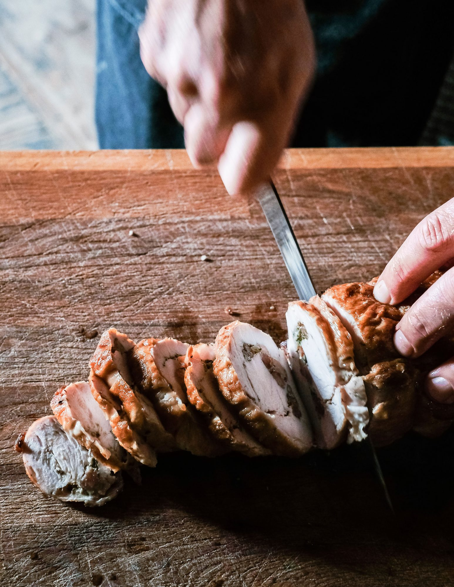 Porchetta-Style Roast Turkey