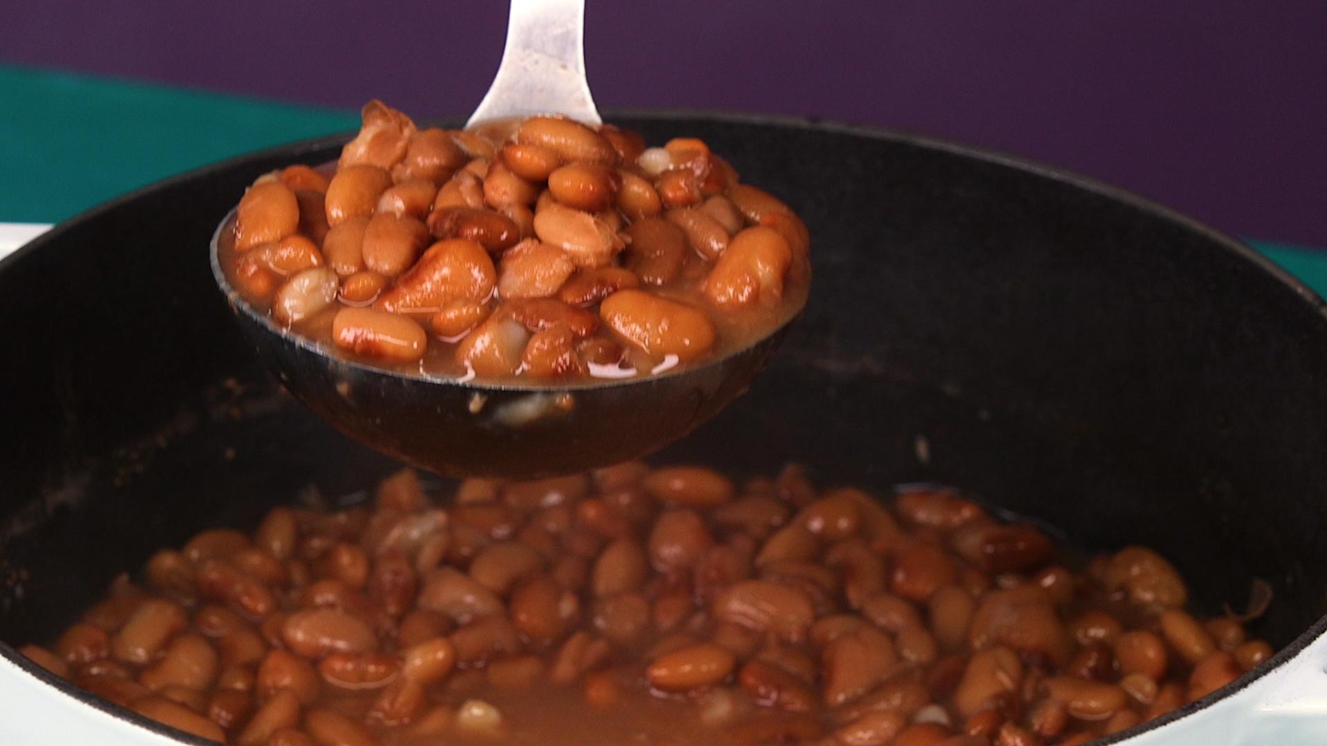 Basic No-Soak Beans image