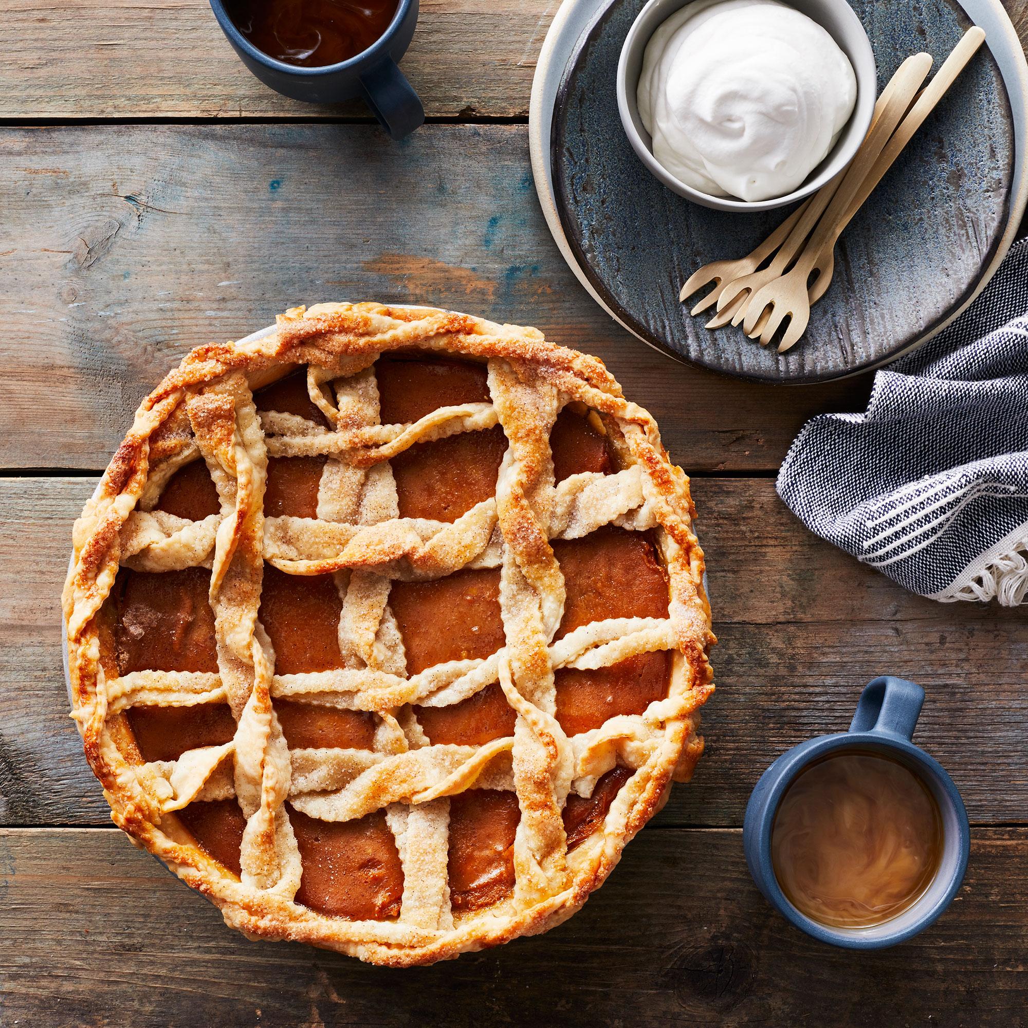 mr-Pumpkin Spice Latte Pie Image