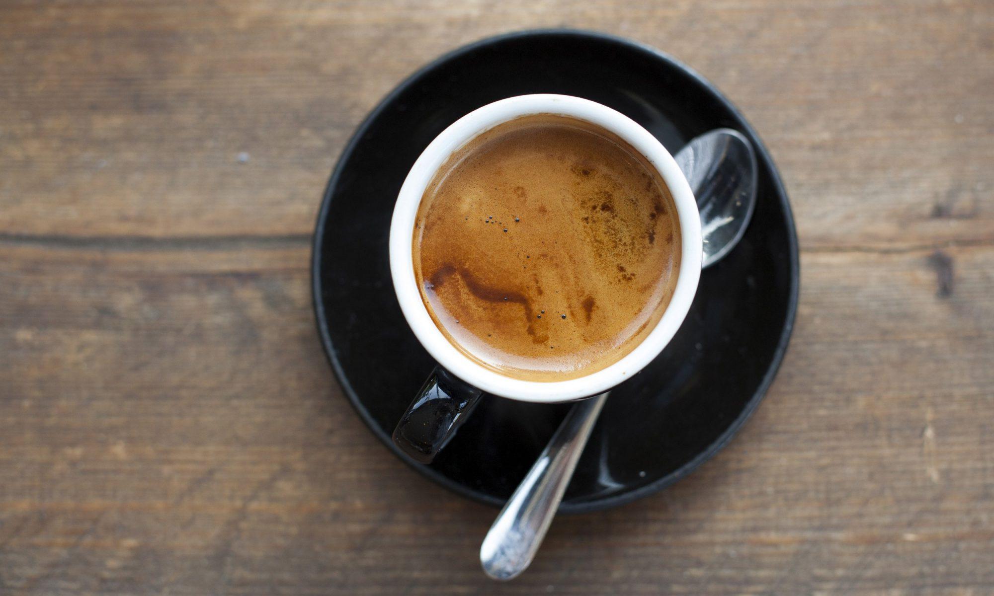 overhead espresso