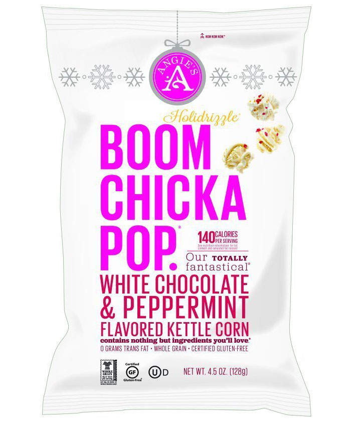 Boom Chicka Pop's New Winter Flavors Are Perfect for Holiday Parties