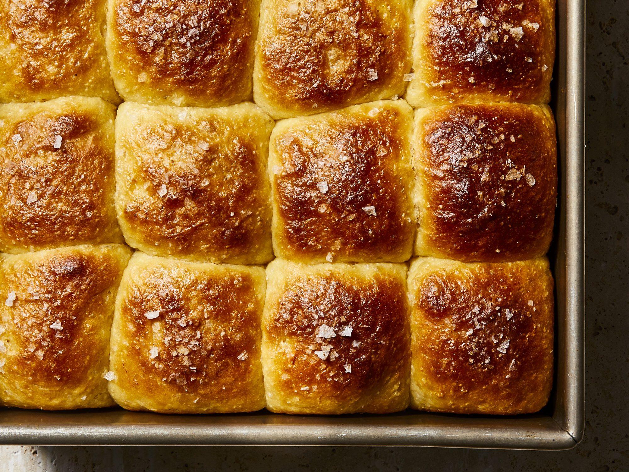 Sweet Portuguese Rolls
