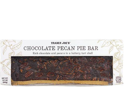 Trader Joes Pecan Bar