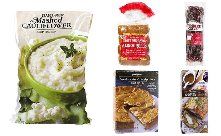 Trader Joe's Thanksgiving Products