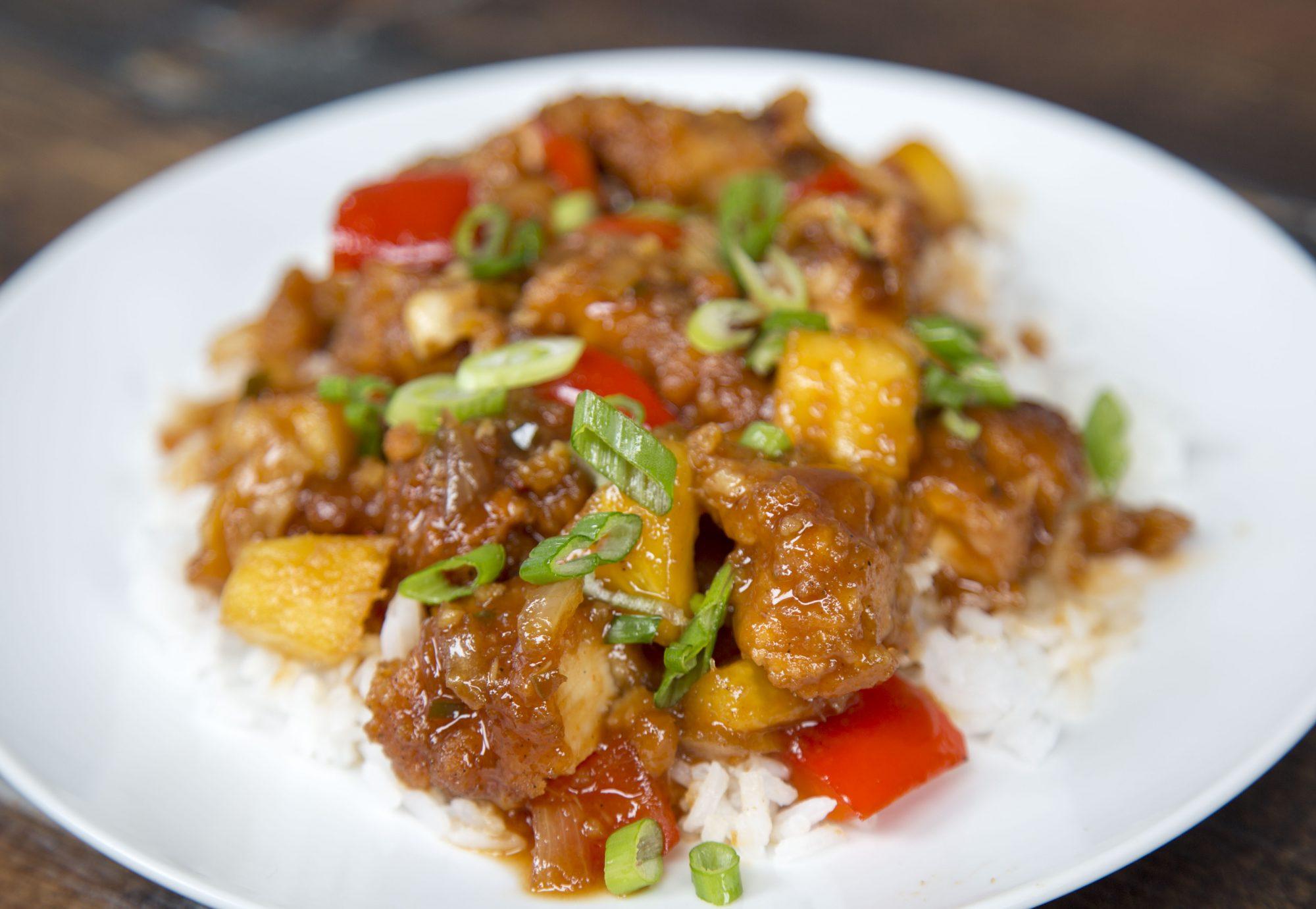 Hawaiian Chicken Casserole image