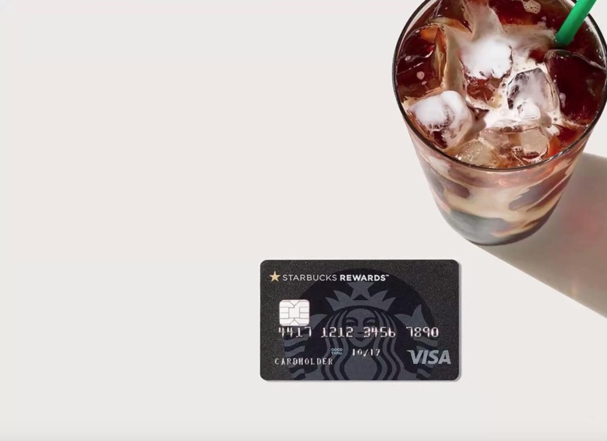 EC: Starbucks' Credit Card Is a New Way to Go Into Debt