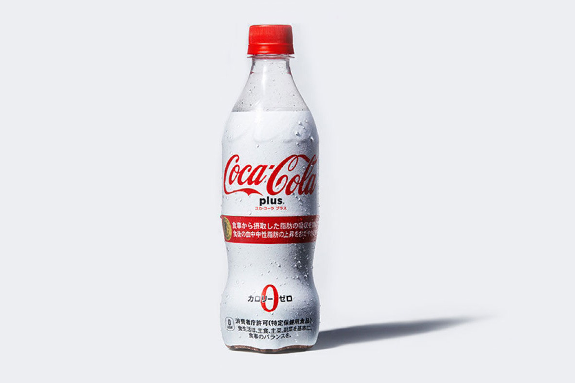 EC: This Laxative-Infused Coca Cola Is Hugely Popular in Japan