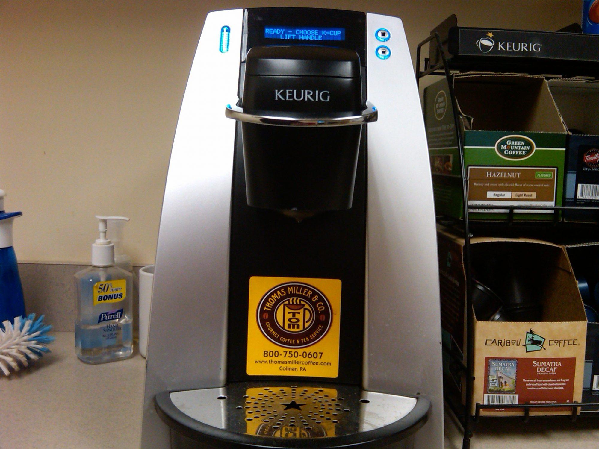 EC: Keurig for Beer Is in the Works