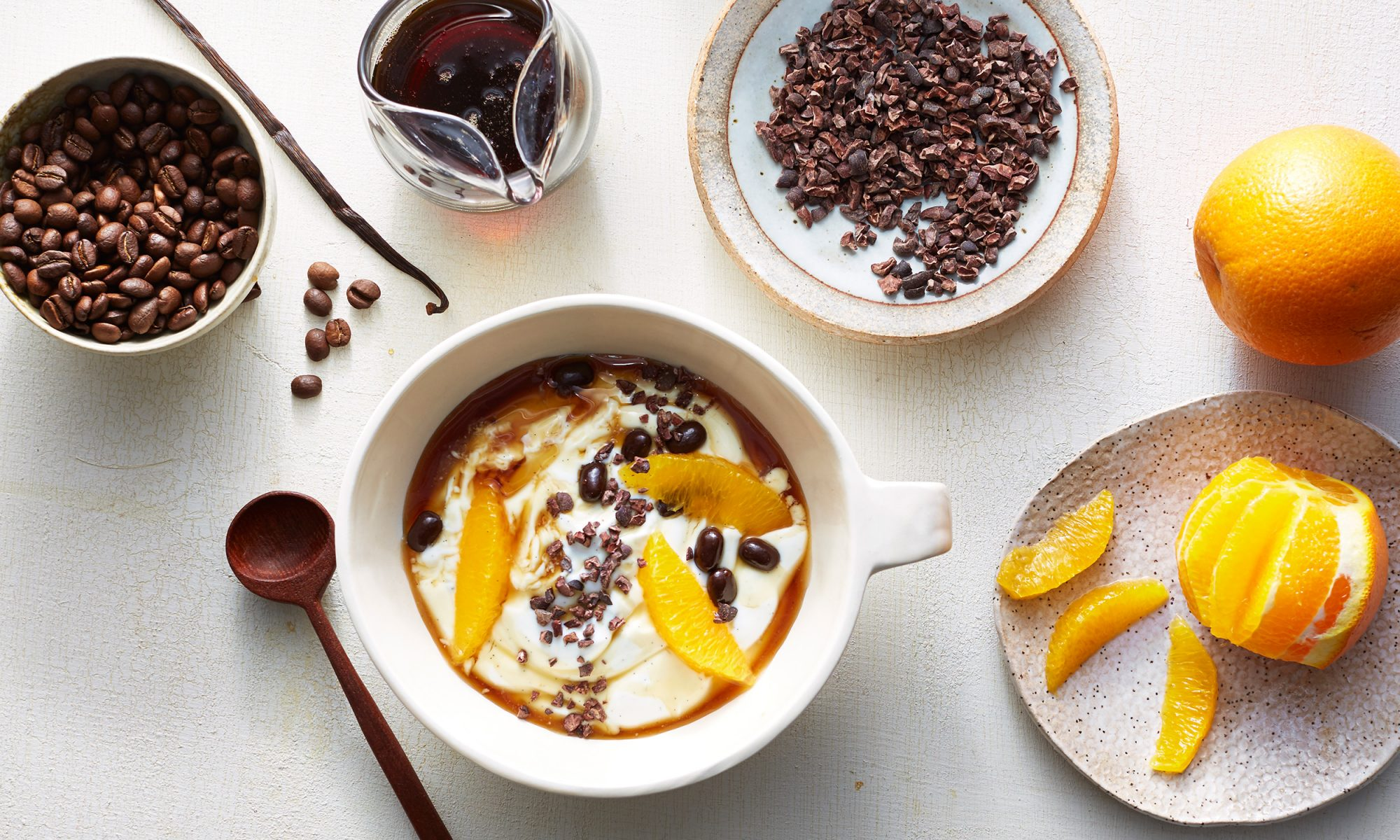 EC: This Magical Yogurt Bowl Is Caffeinated, Sweet, and Healthy