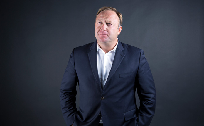 EC: Chobani Yogurt Is Suing Alex Jones for $10,000