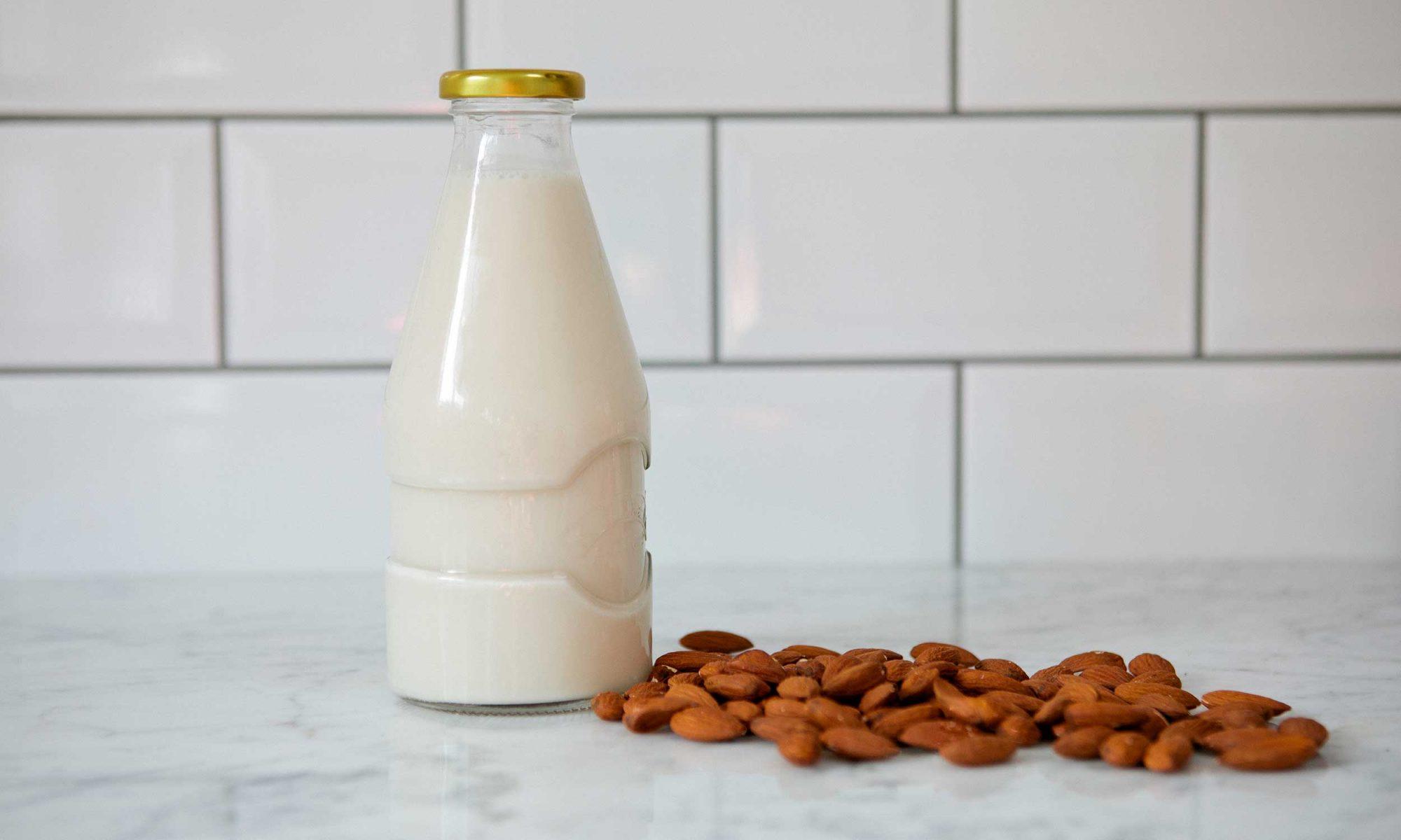 "EC: Can Almond Milk Be ""Free Range""?"