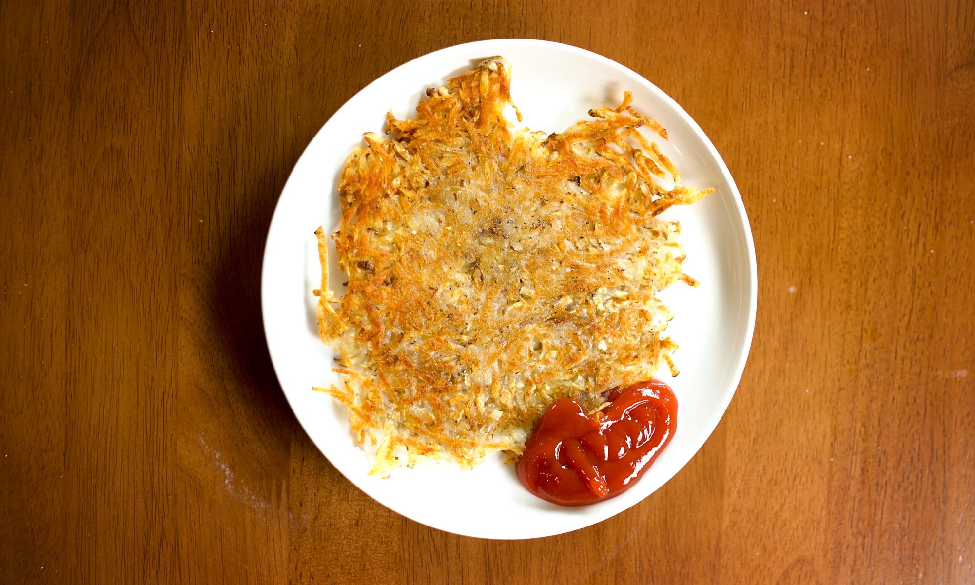 EC: The Only Hash Brown Technique You'll Ever Need