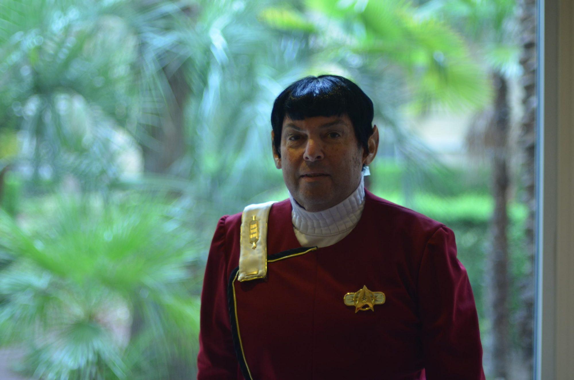 EC: Street Meet: Star Trek Convention, Las Vegas
