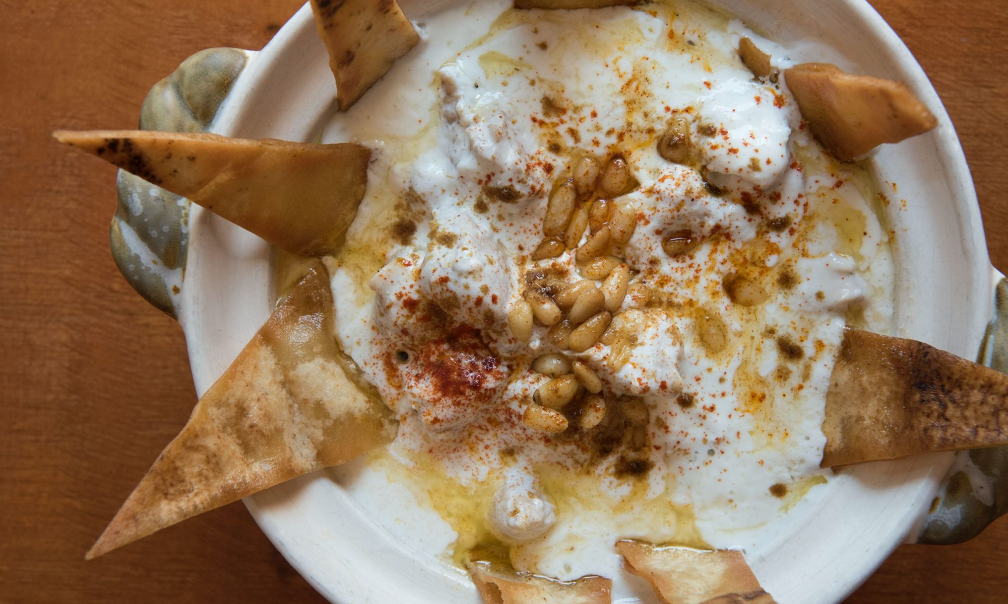 Fattet Djaj Is the Perfect Savory Breakfast for Egg-Haters