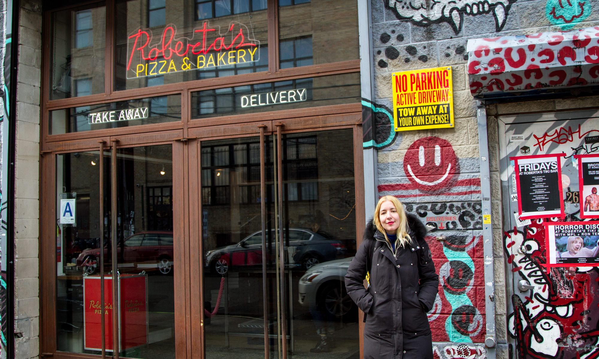 EC: Eating Pizza for Breakfast with Synthpop Songstress Austra