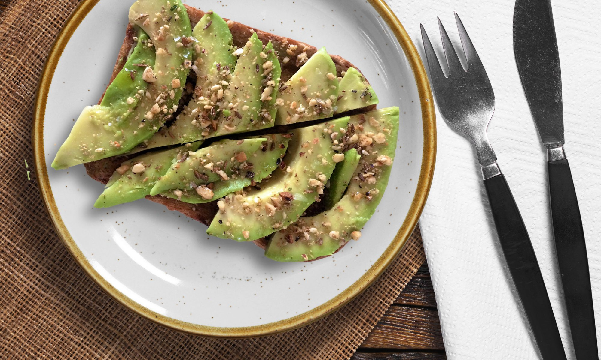 Your Avocado Toast Needs Dukkah on It