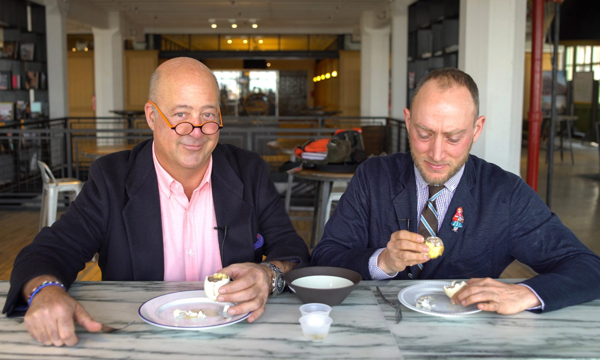 EC: Balut: Is It Gross? with Special Guest Andrew Zimmern