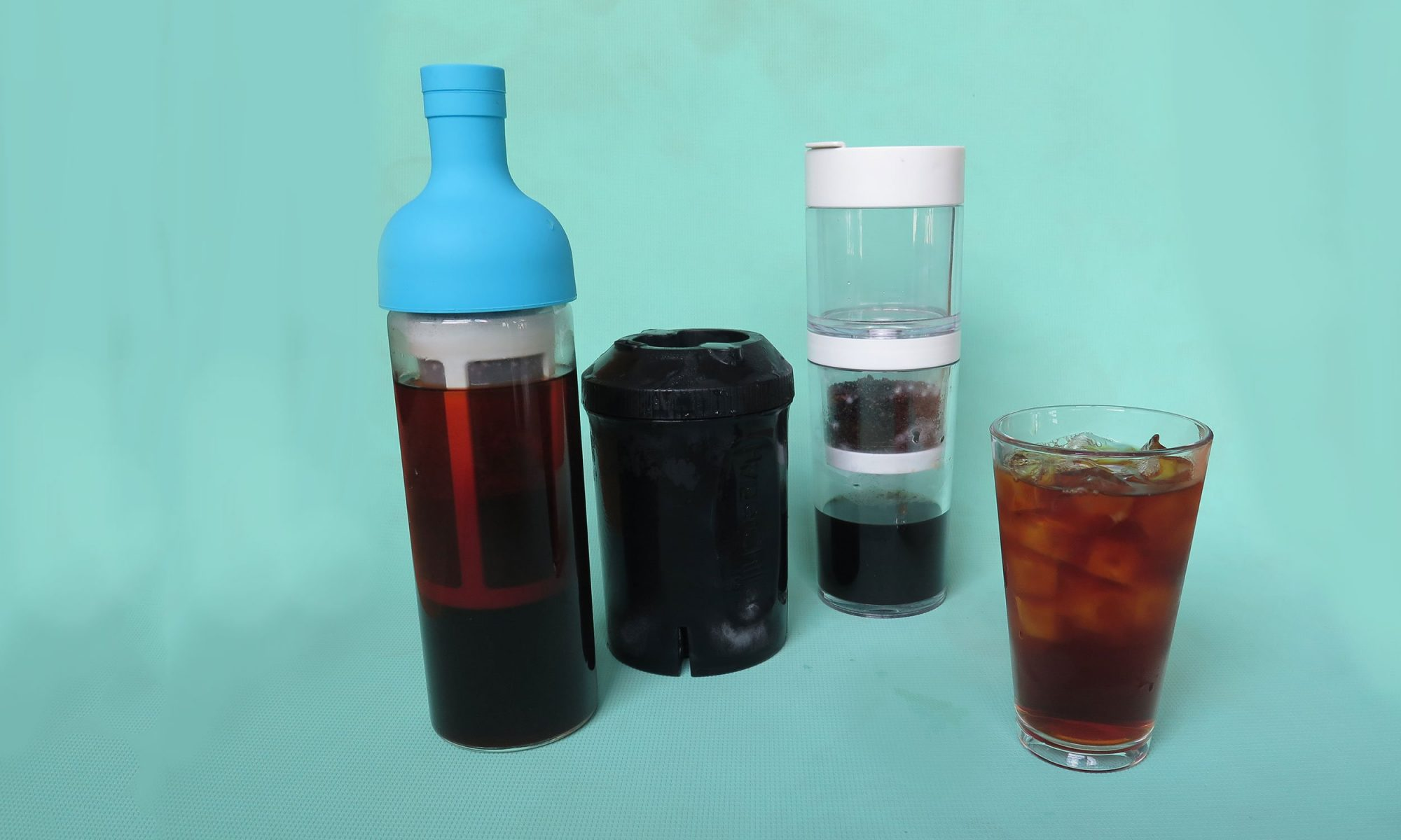 EC: The Best At-Home Cold Brew Coffee Makers