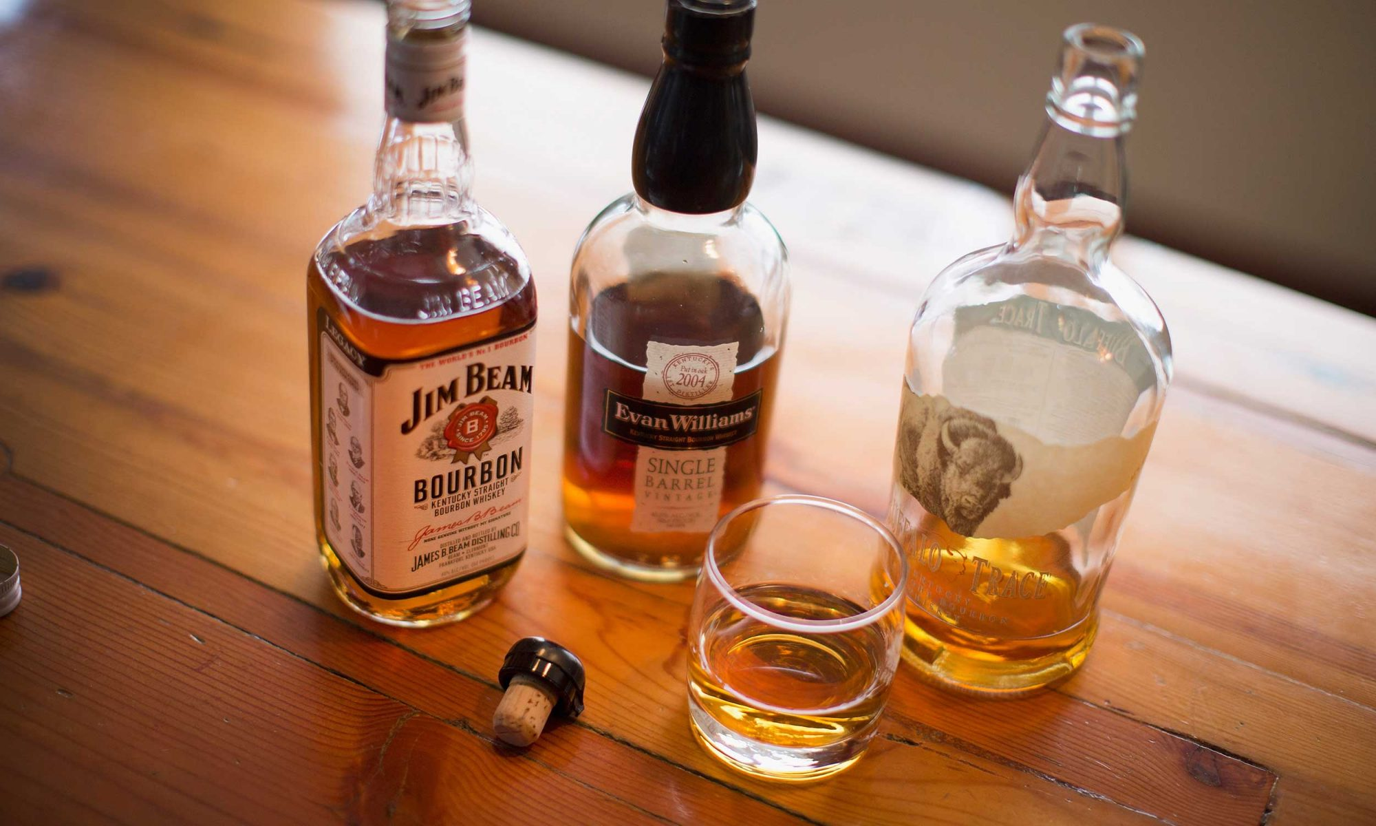 EC: What's the Difference Between Bourbon and Whiskey?