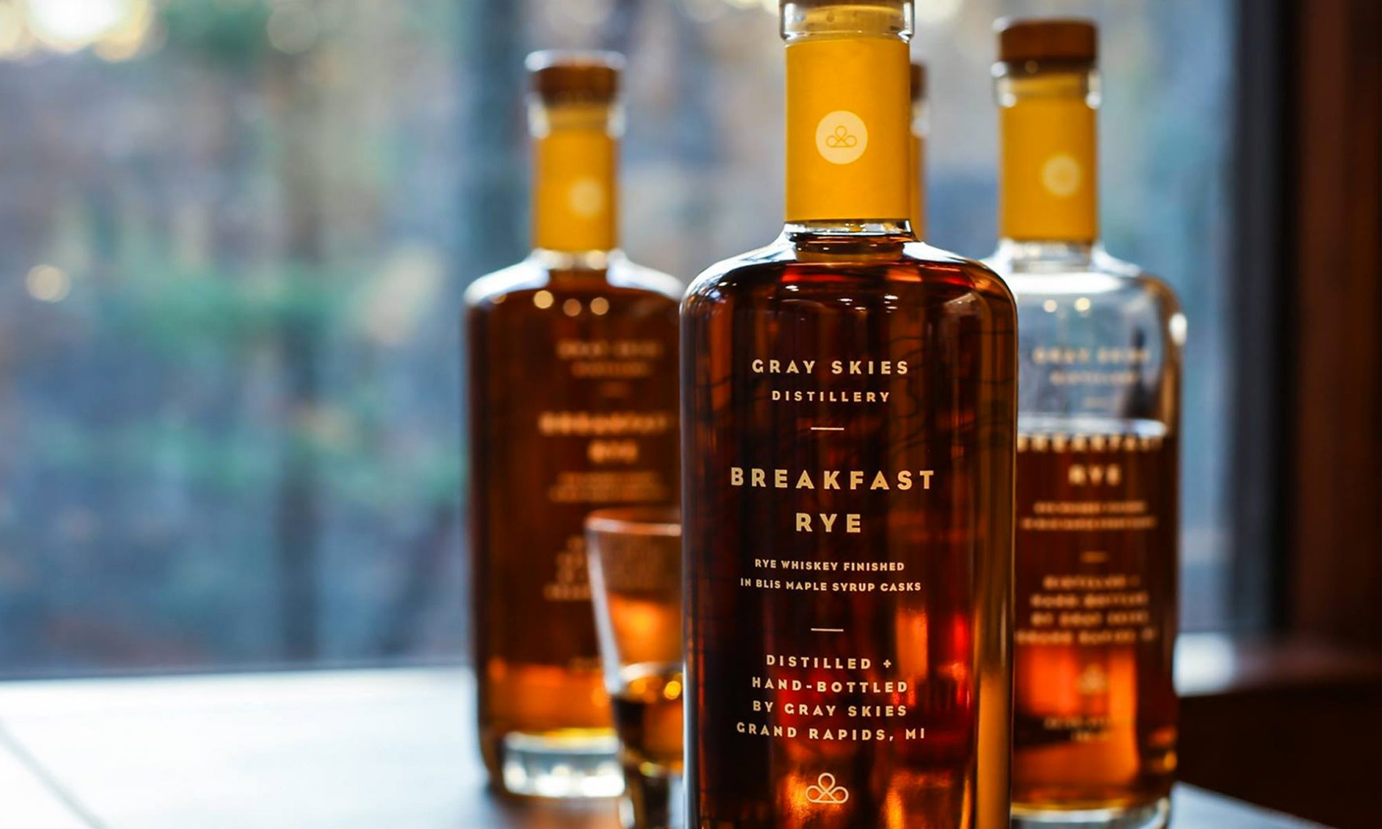 EC: Two Distilleries Are Battling Over the Word 'Breakfast'