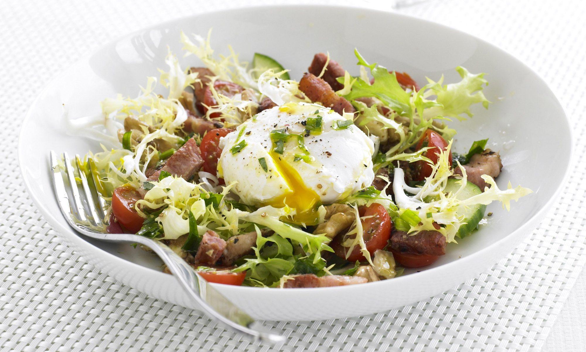 EC: Breakfast Salad Is Happening, Just Go with It