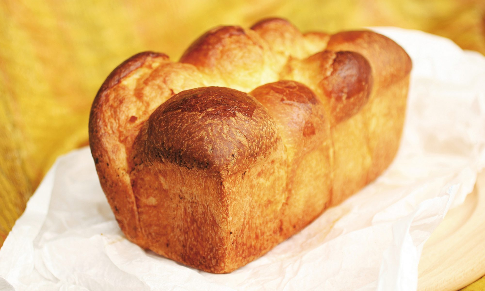EC: Once You Know How to Make Brioche, All Things Are Possible