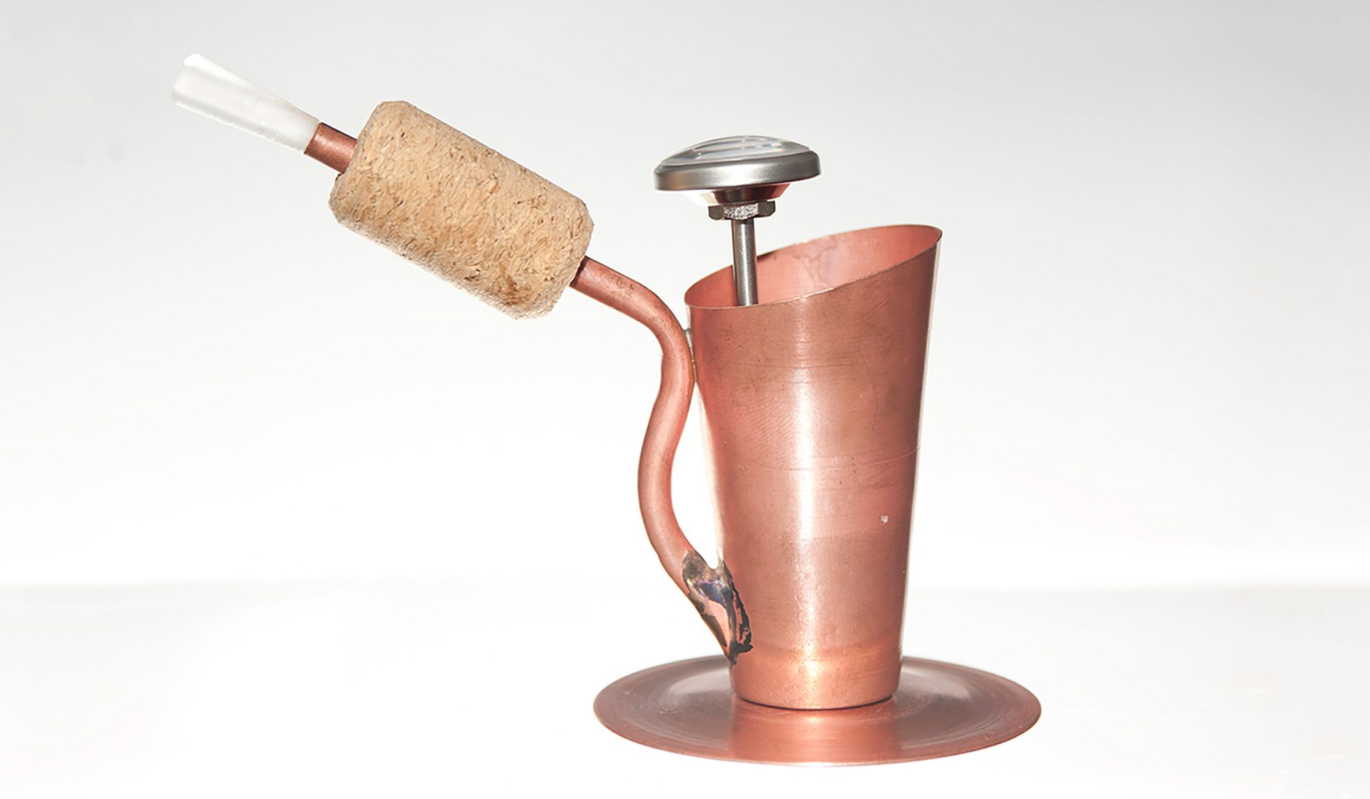 EC: Now You Can Freebase Coffee with This Coffee Pipe
