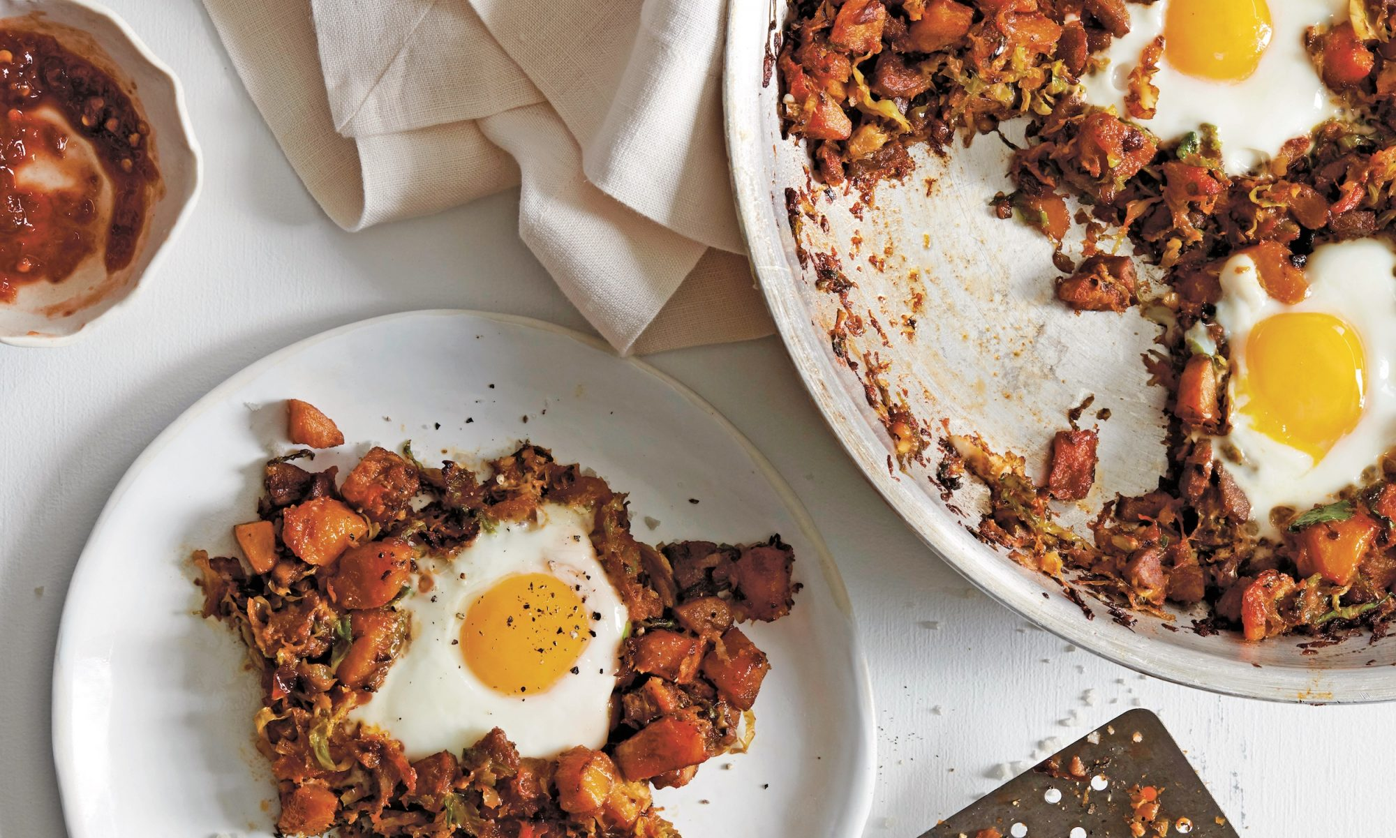 EC: Healthy Butternut Squash Hash Is the Breakfast Your Body Craves