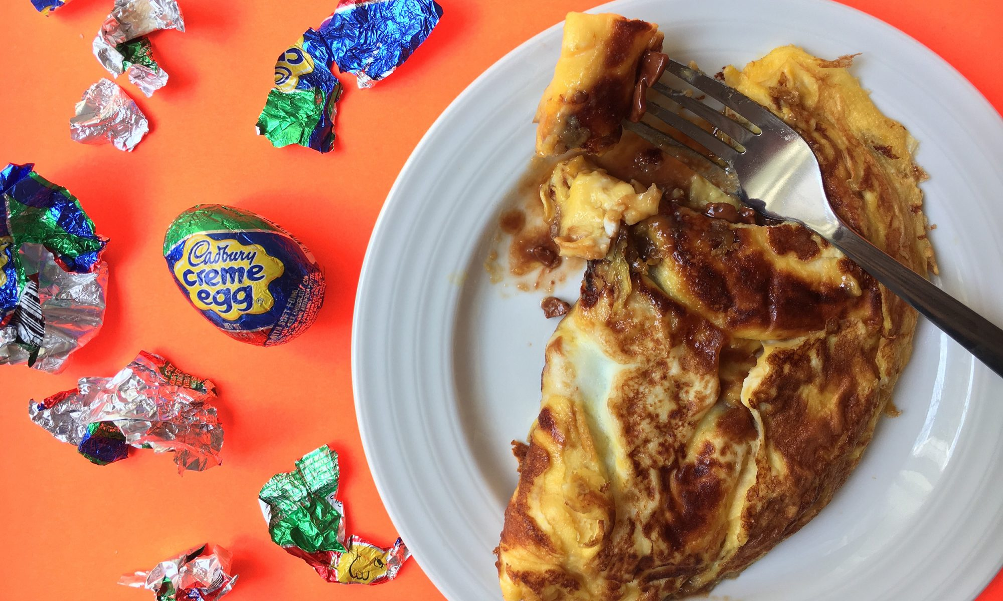 EC: Cadbury Creme Egg Omelets Are the Easter Treat You Never Knew You Wanted