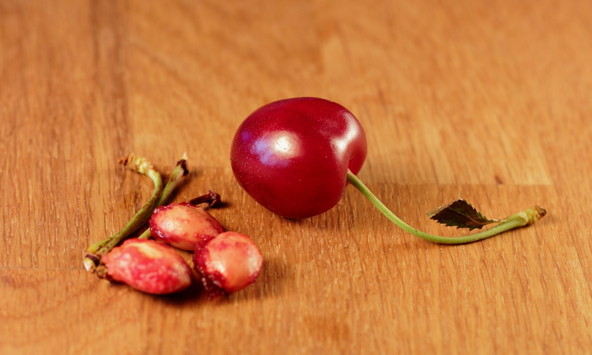 EC: How to Pit Cherries Without Buying a Silly Gadget