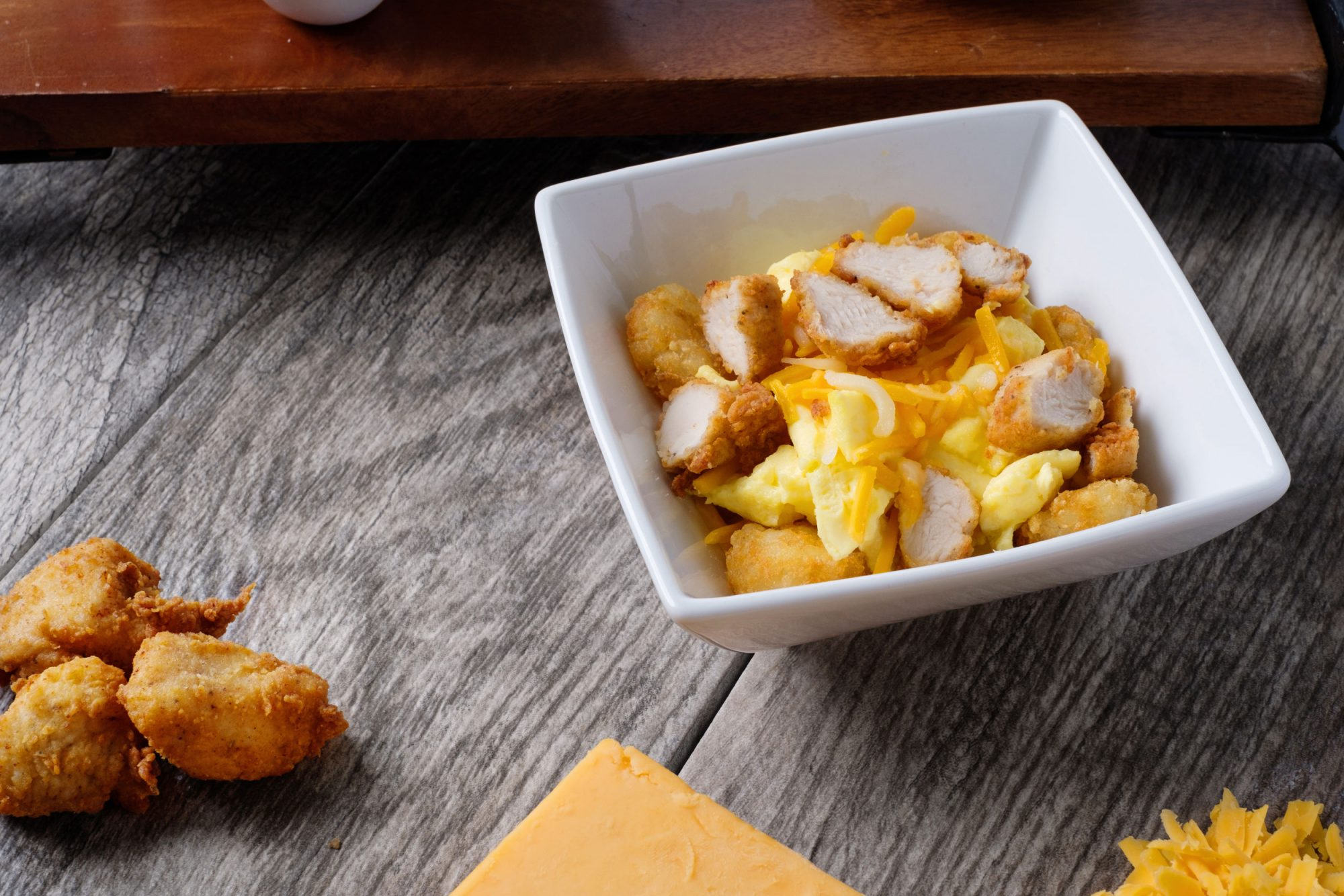 Chick-fil-a rolls out a new breakfast bowl