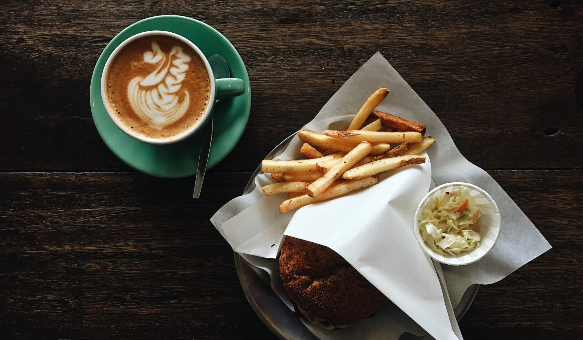 EC: Coffee and Potatoes Taste Good Together, According to Science