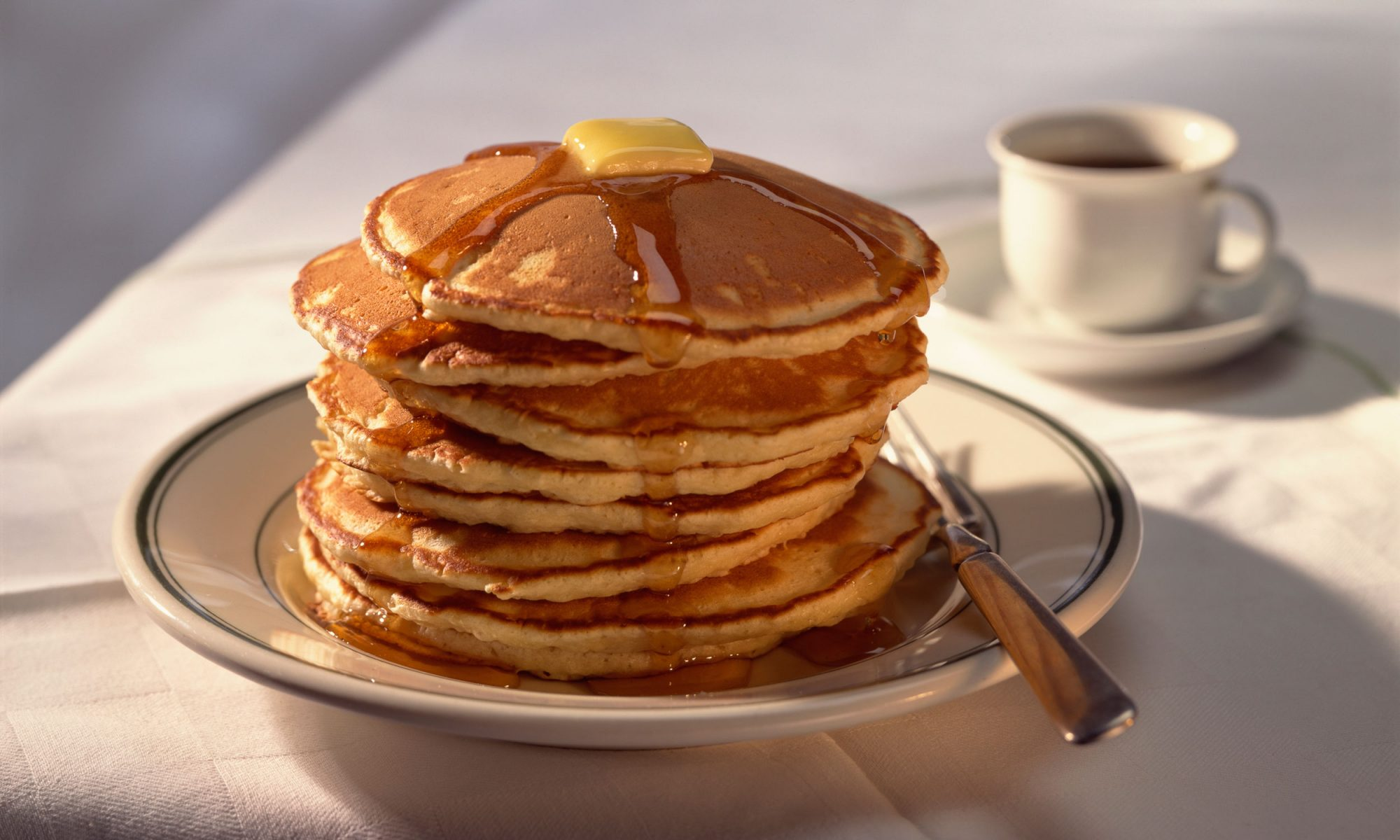 EC: Here's How to Make Your Coffee Taste Like a Stack of Pancakes