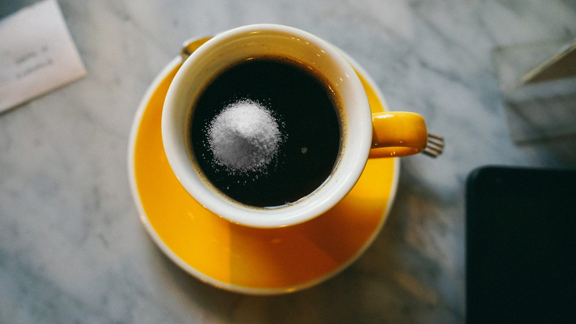 EC: Yes, You Can (and Should) Salt Your Coffee