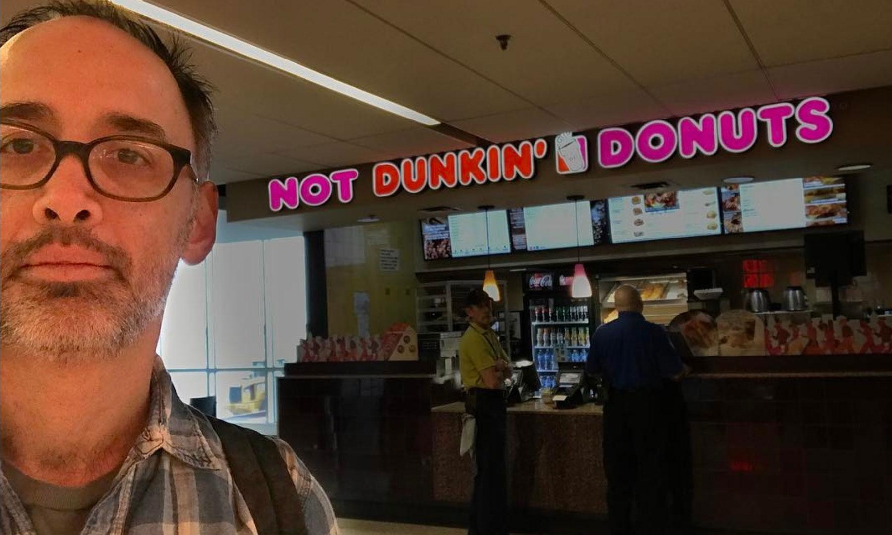 David Wain donuts