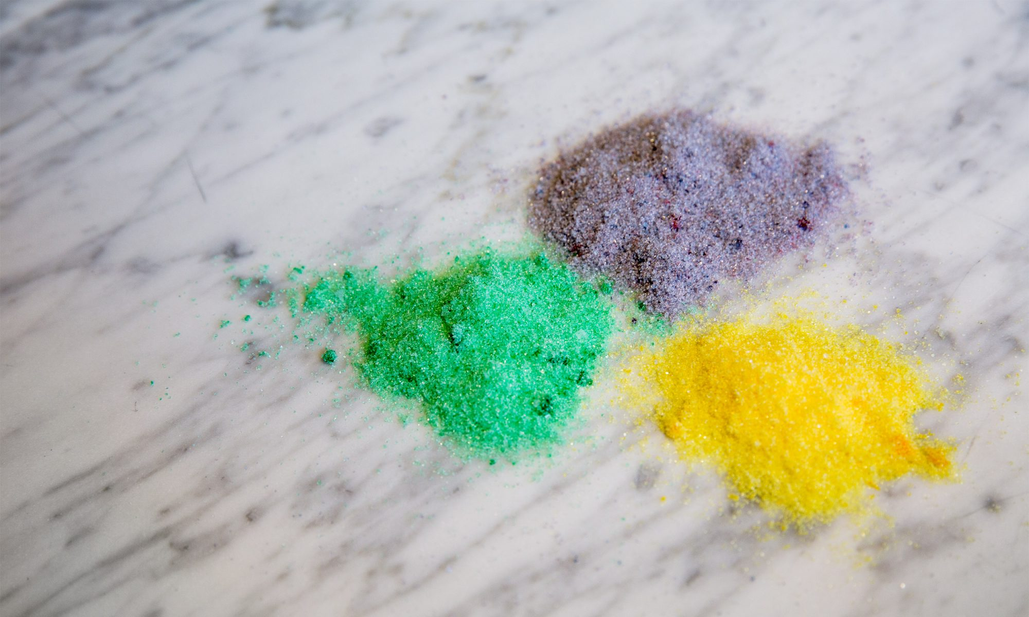 EC: Make Your Own Colored Sugar At Home