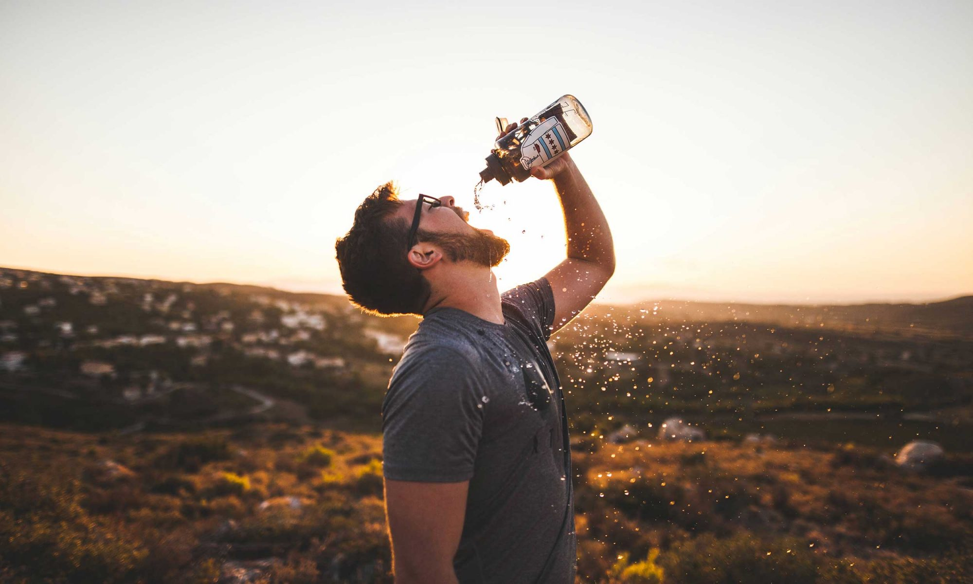 EC: How Much Water Should You Drink Every Day?