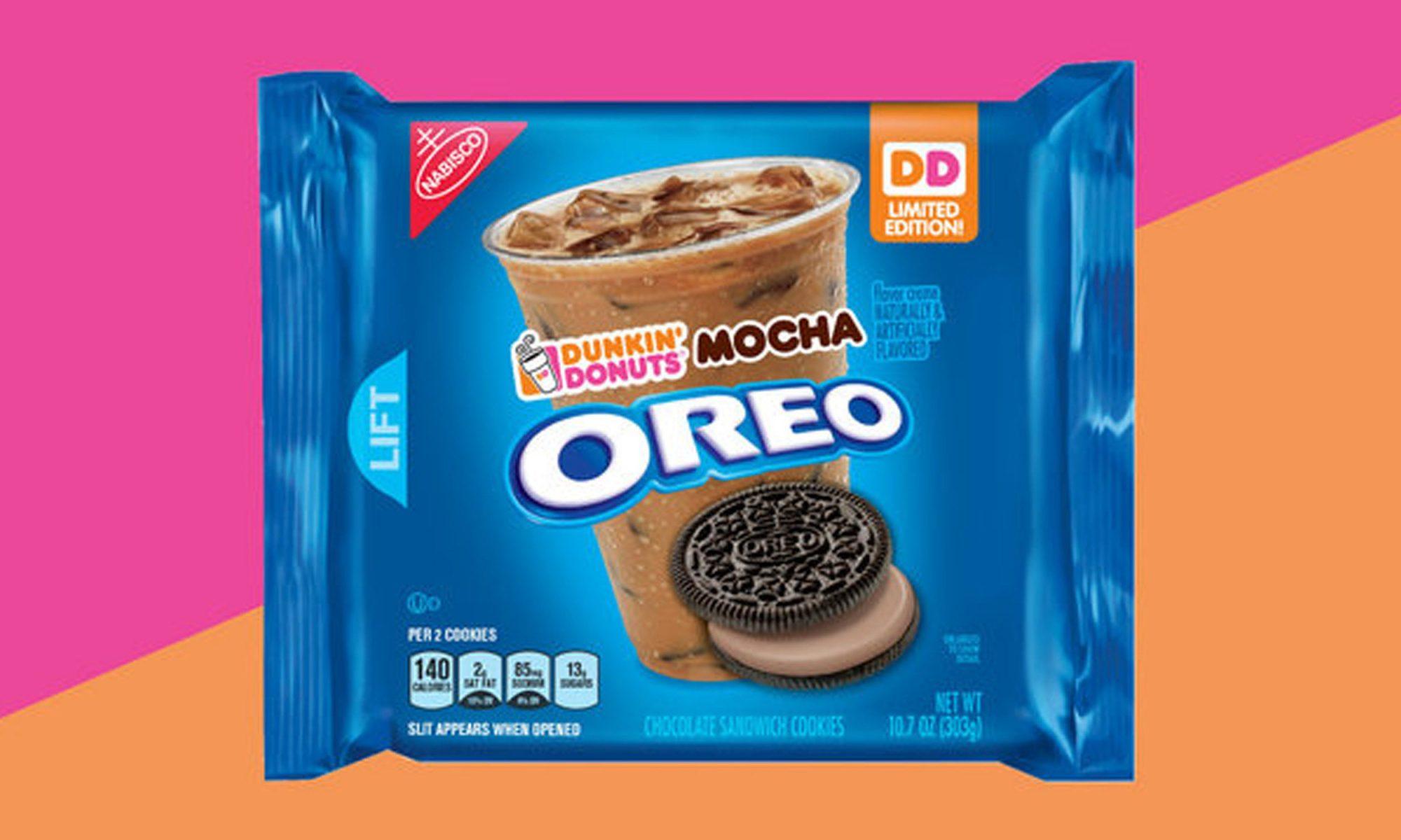 EC: Dunkin' Donuts Mocha Oreos Are Finally Here