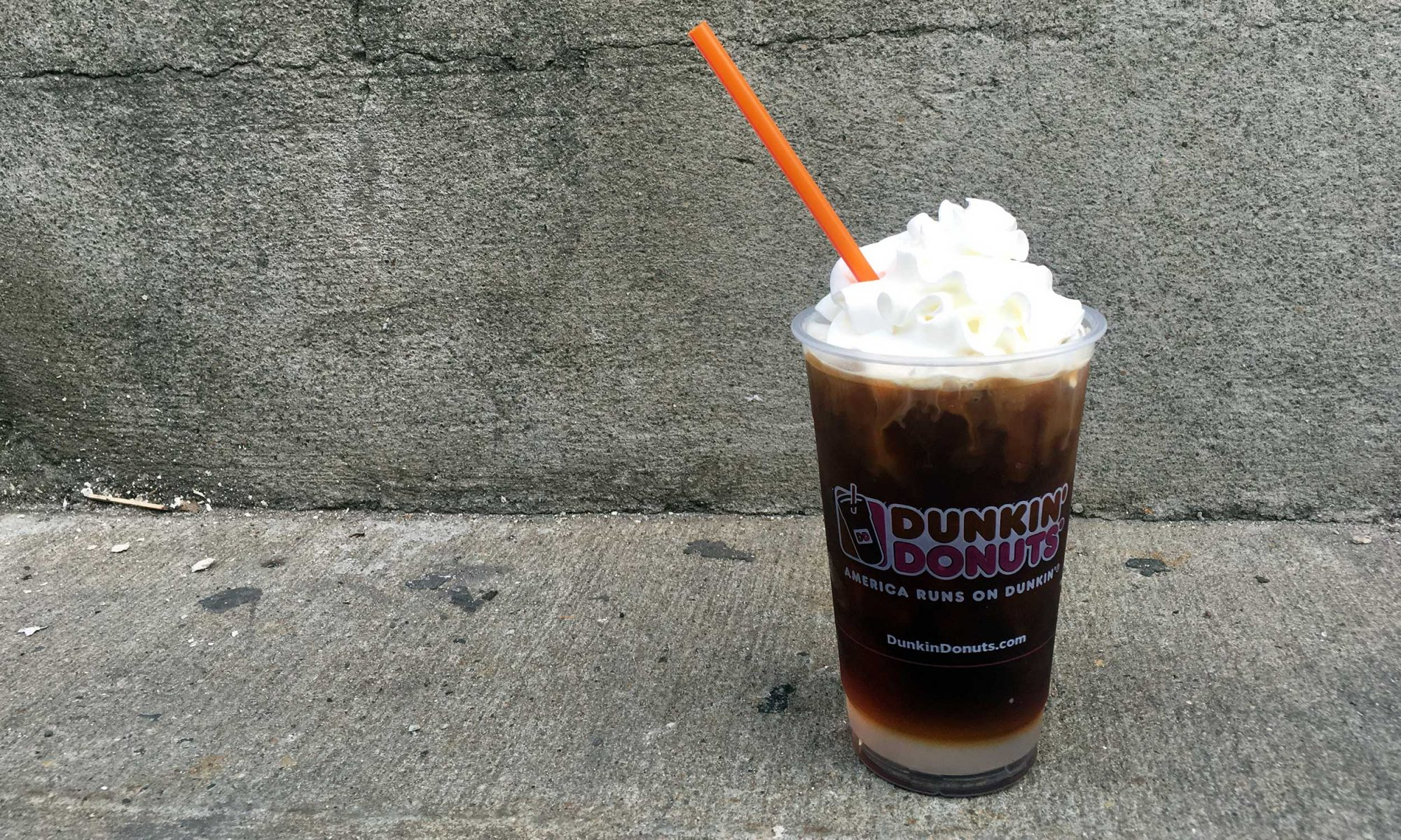 EC: I Tasted Dunkin' Donuts New Sweet and Salted Cold Brew Coffee