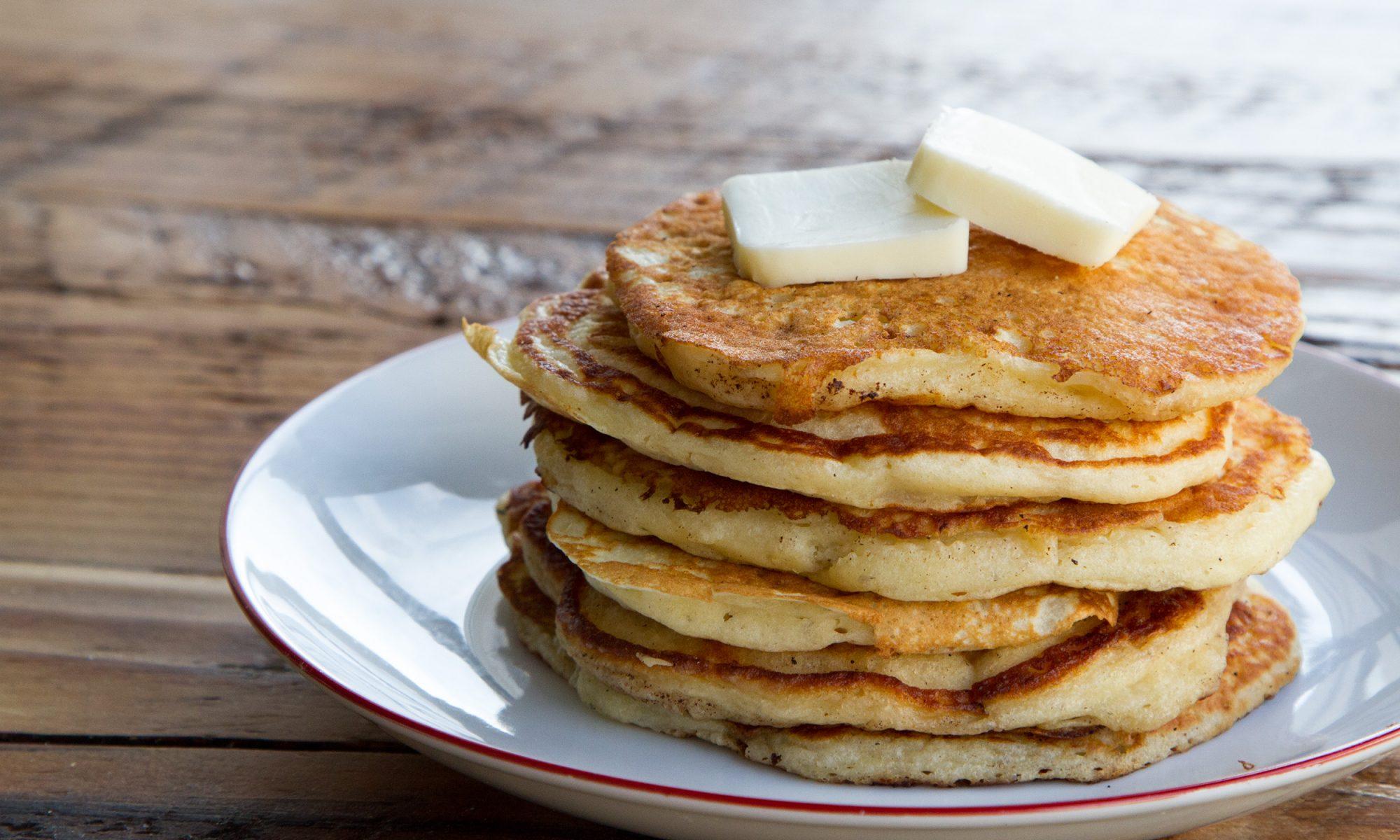 Make Extra-Golden-Brown Pancakes with This Secret Ingredient