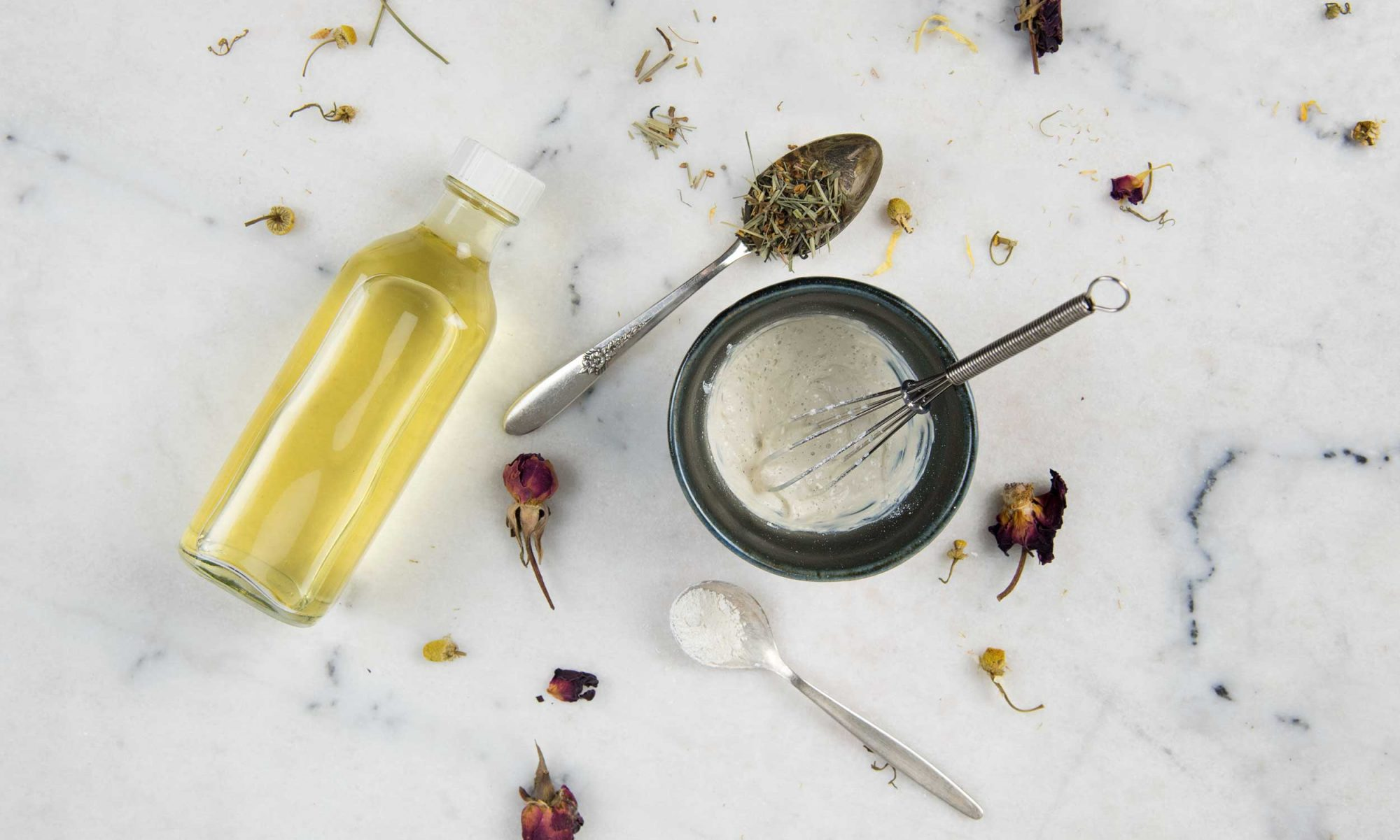This DIY Green Tea Face Mask and Toner Will Make Your Skin Glow