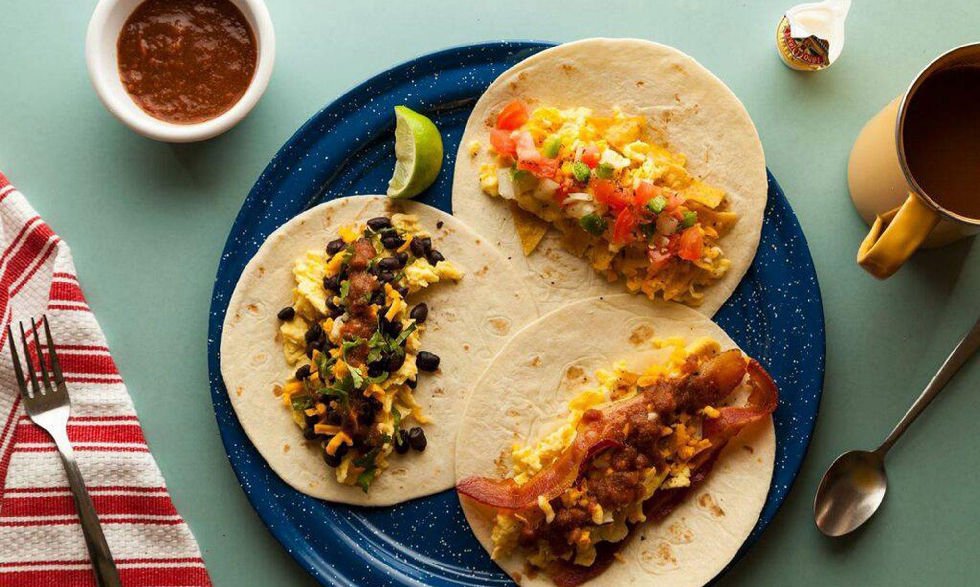 EC: The Best Breakfast Taco in Austin