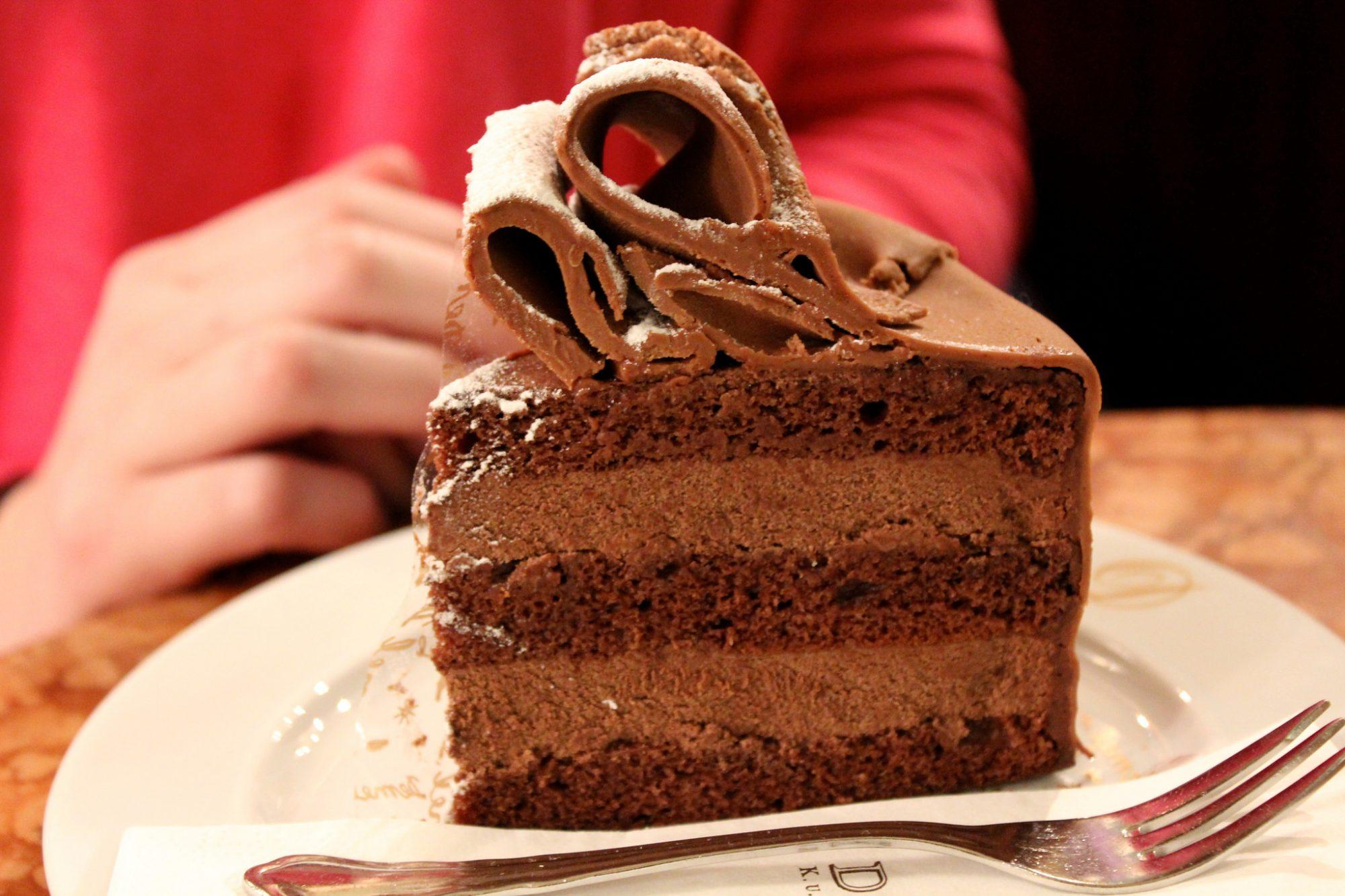 EC: Chocolate Cake Is the Best Breakfast Trend of 2017