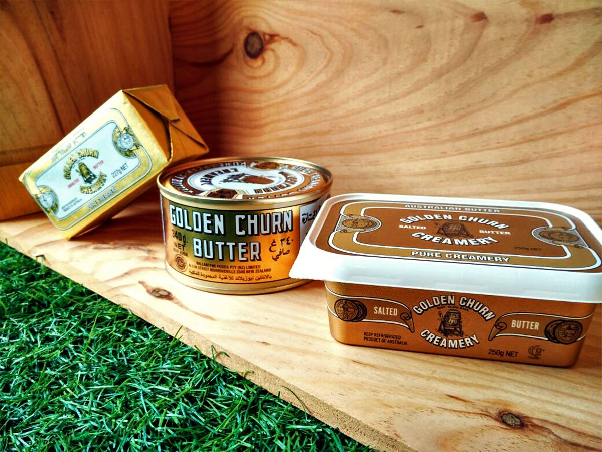 EC: Butter in a Can from New Zealand Is Highly Addictive